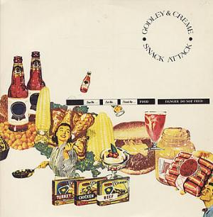 Snack Attack by GODLEY & CREME album cover