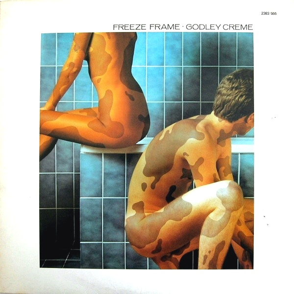 Freeze Frame by GODLEY & CREME album cover