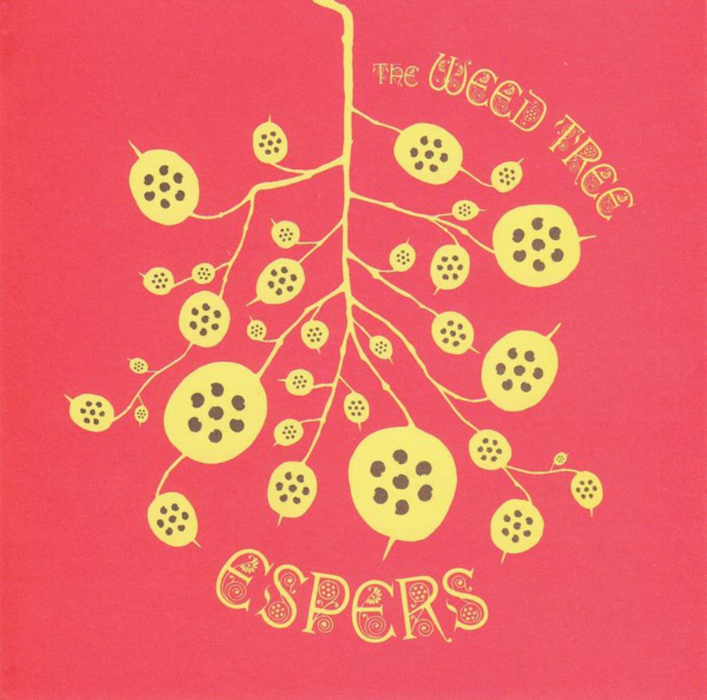 The Weed Tree by ESPERS album cover