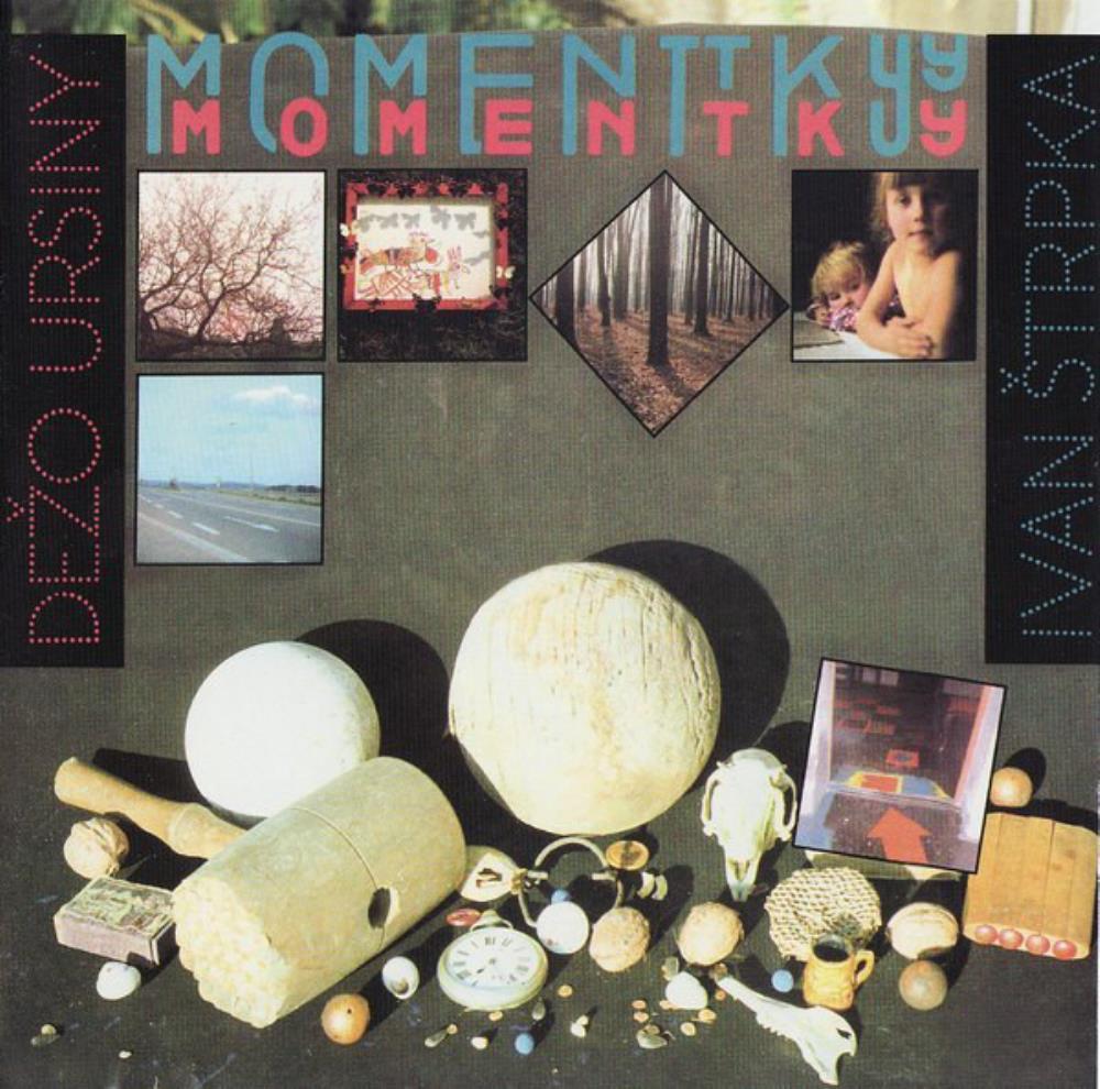 Dezo Ursiny & Ivan Strpka: Momentky by URSINY, DEZO album cover