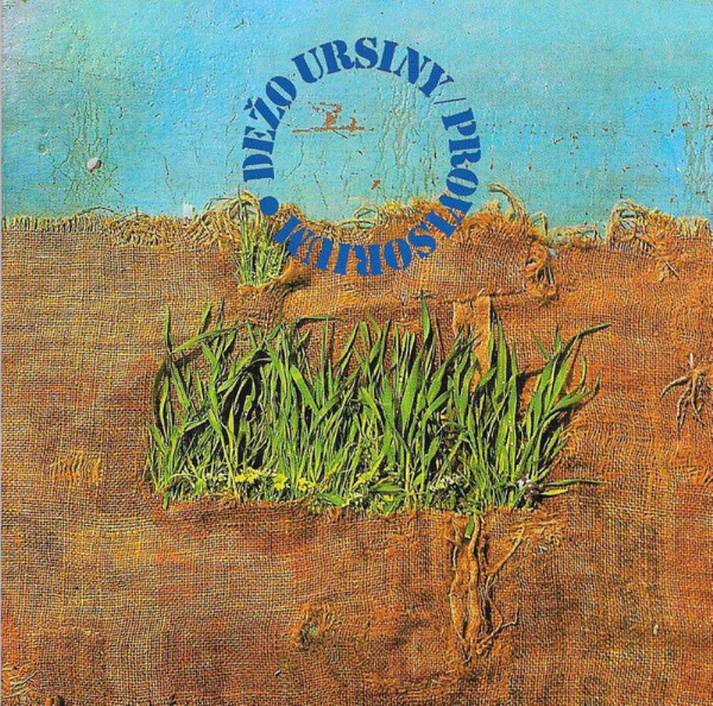 Provisorium by URSINY, DEZO album cover