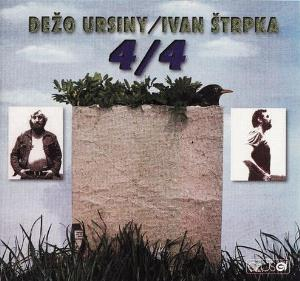 Dezo Ursiny - 4/4 CD (album) cover