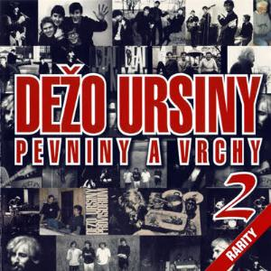 Dezo Ursiny - Pevniny a vrchy 2 (Rarity) CD (album) cover