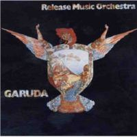 Release Music Orchestra - Garuda CD (album) cover