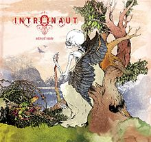 Intronaut Valley of Smoke album cover