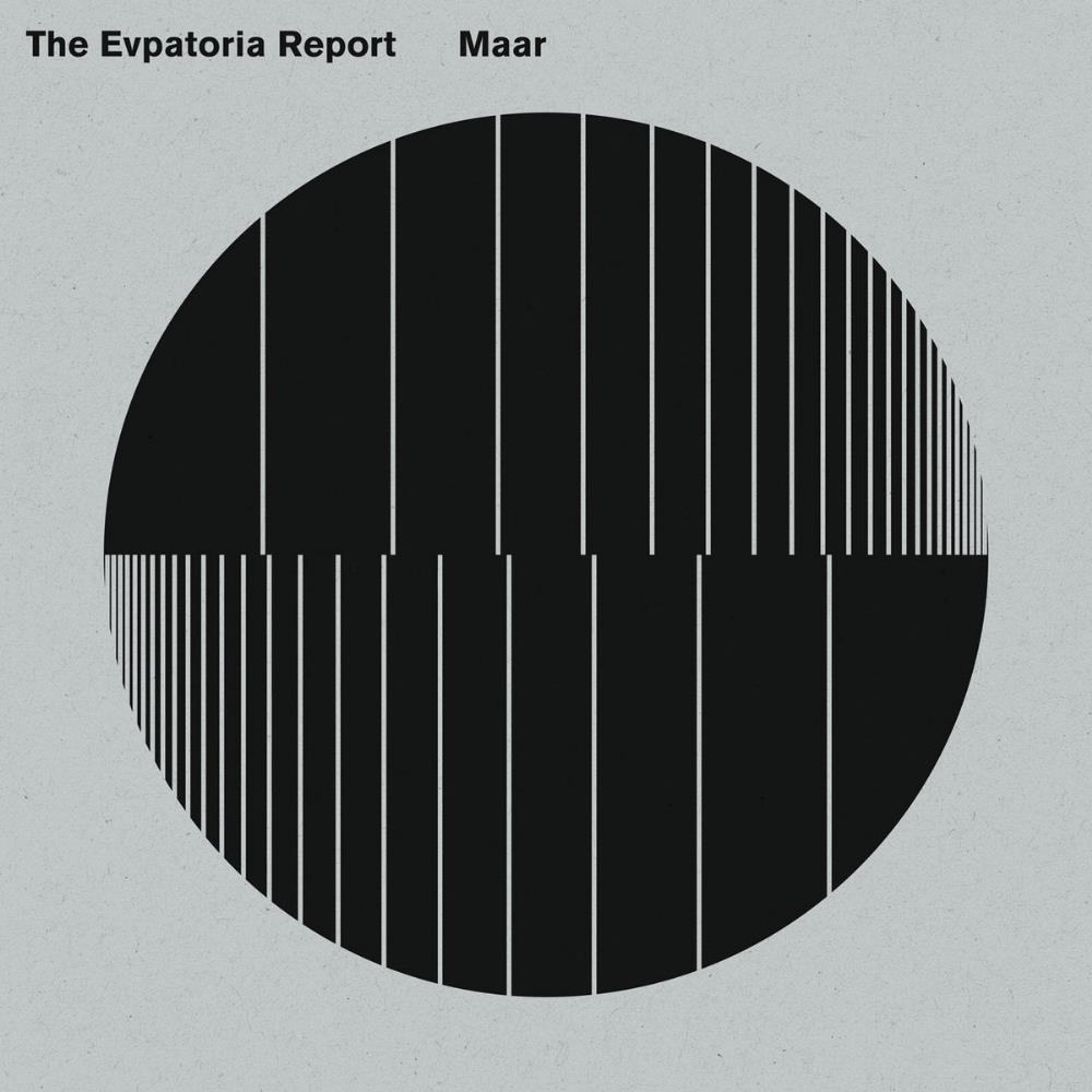 The Evpatoria Report - Maar CD (album) cover