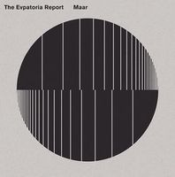The Evpatoria Report Maar album cover