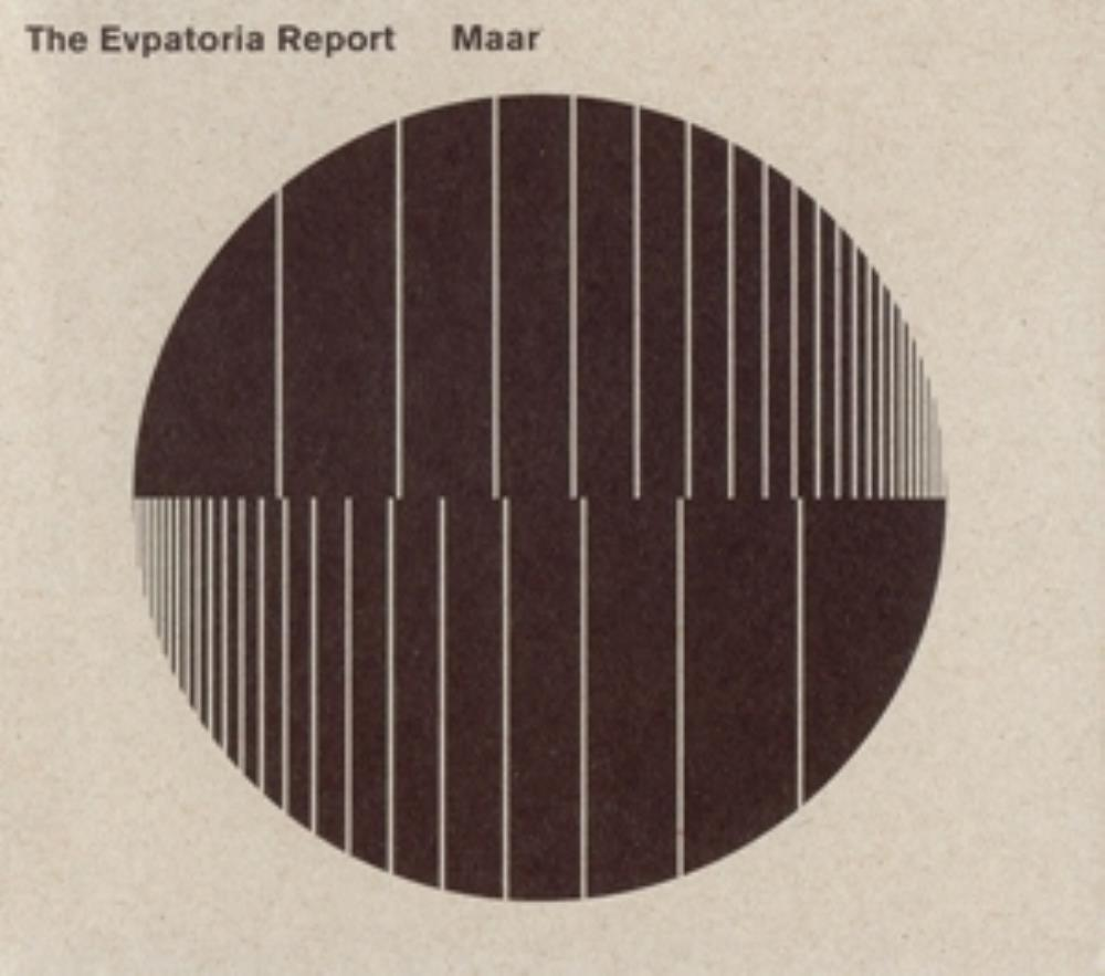 Maar by EVPATORIA REPORT, THE album cover