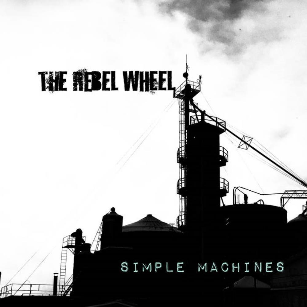 Simple Machines by REBEL WHEEL, THE album cover