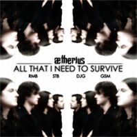 Aetherius - All That I Need To Survive CD (album) cover