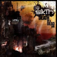 Death Of A Dead Day by SIKTH album cover