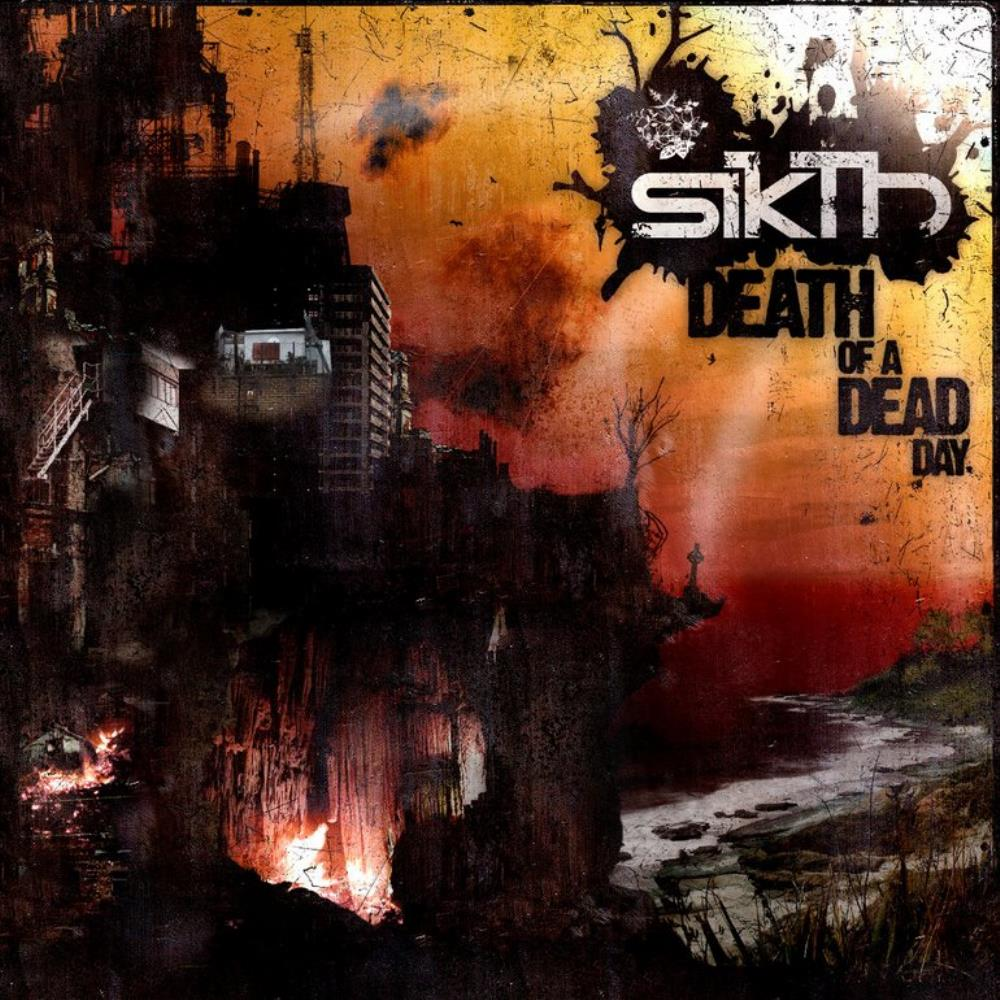Sikth Death Of A Dead Day album cover