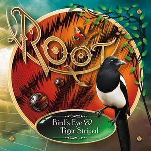 Bird's Eye & Tiger Striped by ROOT album cover