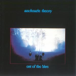 Out Of The Blue by MACKENZIE THEORY album cover