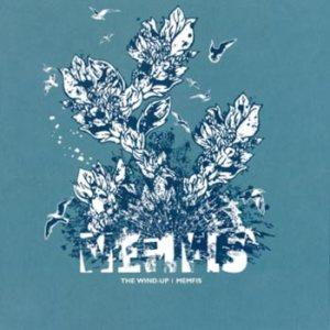 Memfis - The Wind-Up CD (album) cover
