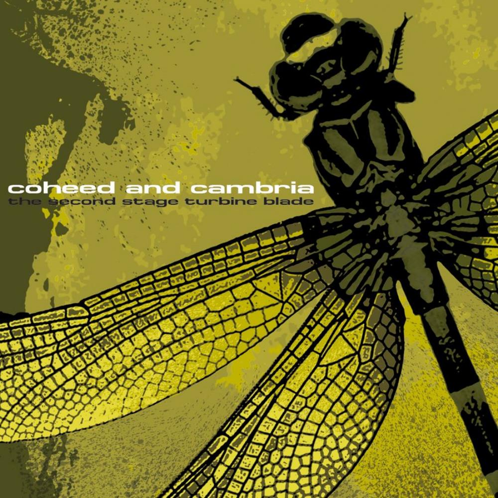 The Second Stage Turbine Blade by COHEED AND CAMBRIA album cover
