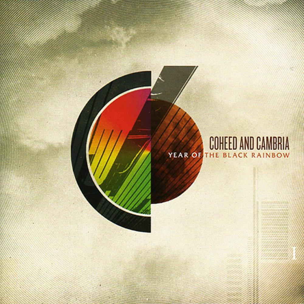 Coheed And Cambria - Year Of The Black Rainbow CD (album) cover