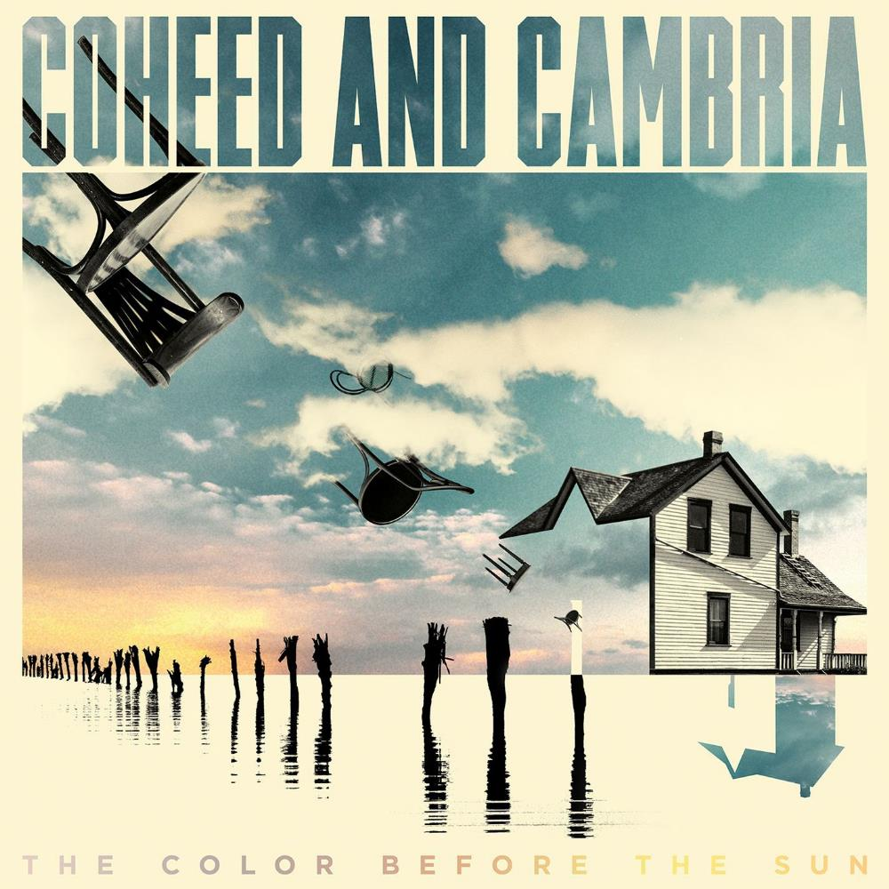 The Color Before The Sun by COHEED AND CAMBRIA album cover