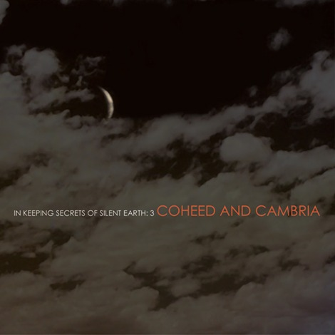 Coheed And Cambria In Keeping Secrets of Silent Earth: 3 album cover
