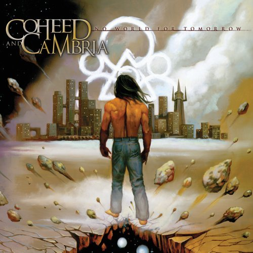 Coheed And Cambria - Good Apollo, I'm Burning Star IV, Volume Two: No World for Tomorrow CD (album) cover