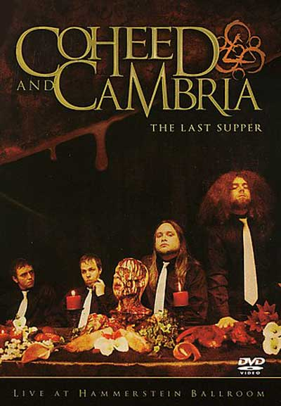Coheed And Cambria The Last Supper album cover