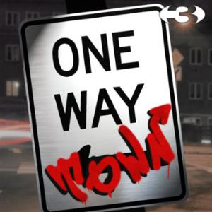 3 One Way Town album cover