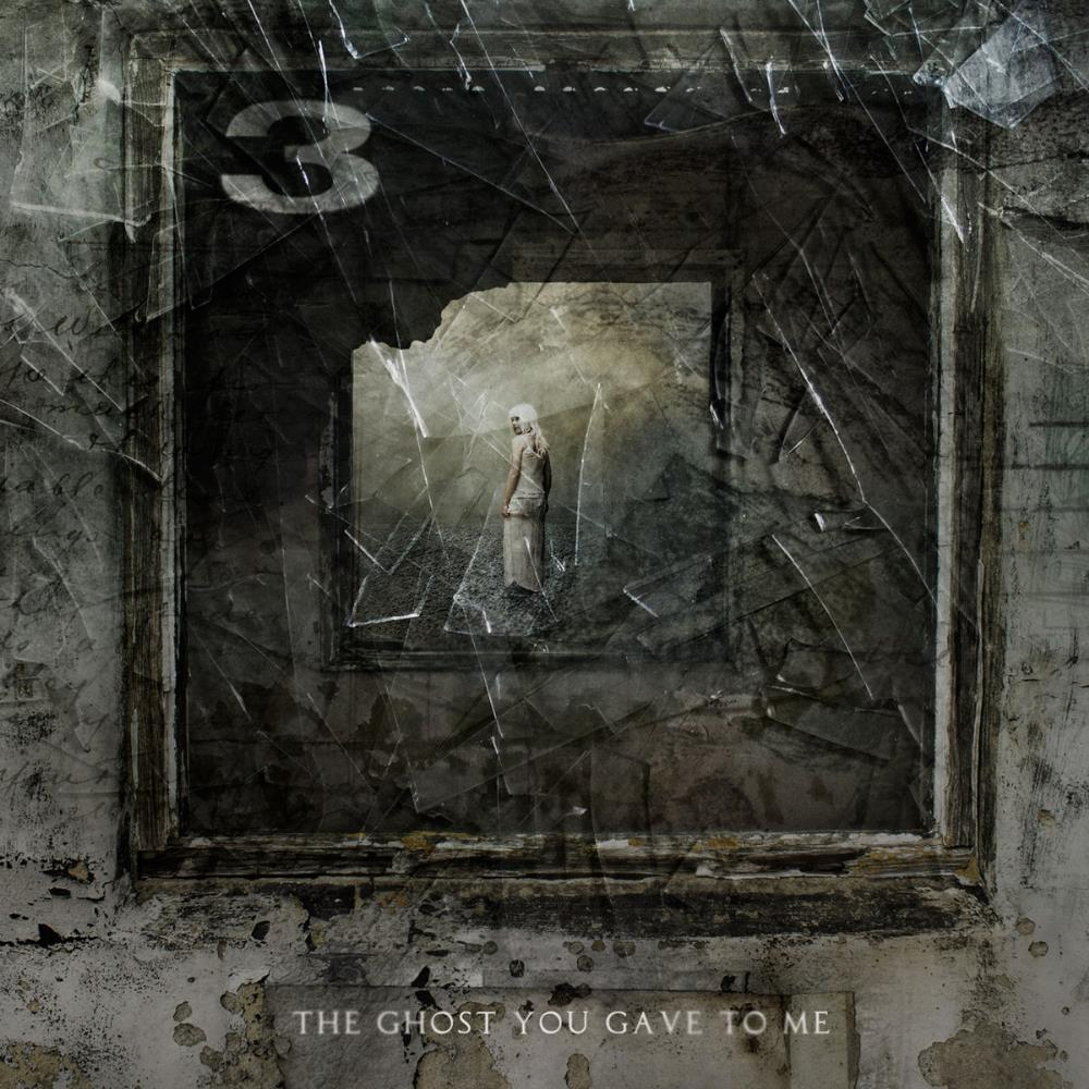 The Ghost You Gave To Me by 3 album cover
