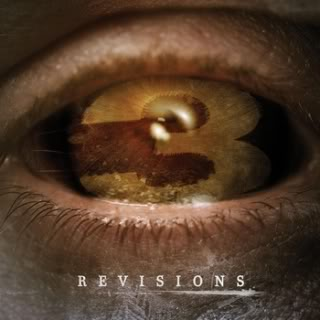 Three - Revisions CD (album) cover