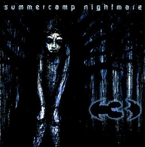 Three - Summercamp Nightmare CD (album) cover
