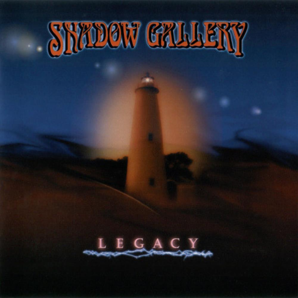 Shadow Gallery - Legacy CD (album) cover