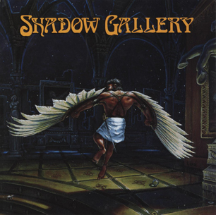 Shadow Gallery - Shadow Gallery  CD (album) cover