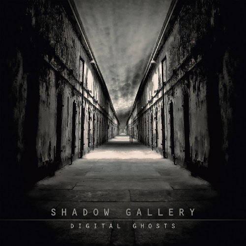 Shadow Gallery Digital Ghosts album cover