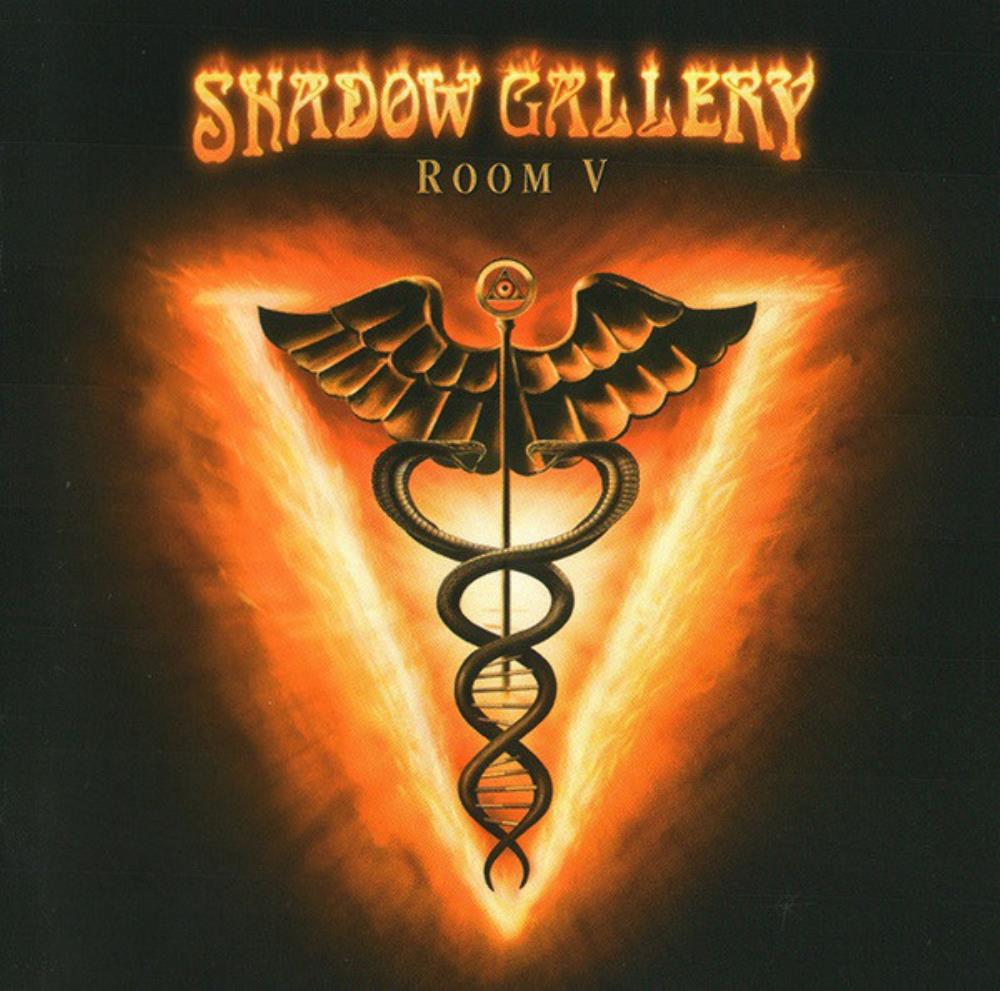 Room V by SHADOW GALLERY album cover
