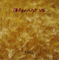 Redshift - Redshift VIII - Toll CD (album) cover