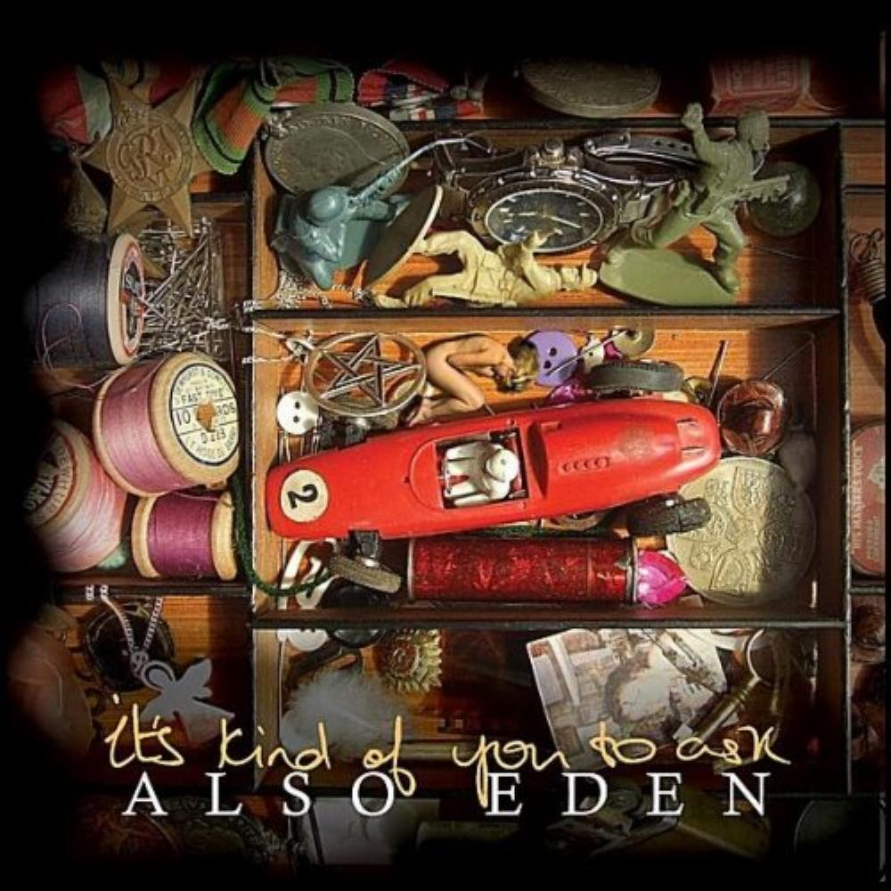 Also Eden - It's Kind Of You To Ask  CD (album) cover