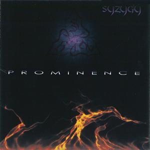 Syzygy Prominence album cover