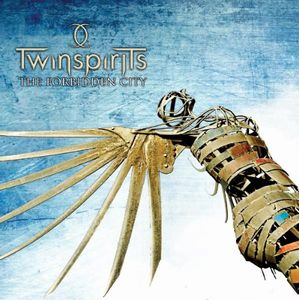 Twinspirits - The Forbidden City CD (album) cover