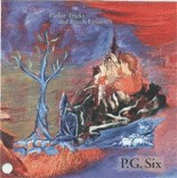 P. G. Six - Parlor Tricks and Porch Favorites CD (album) cover