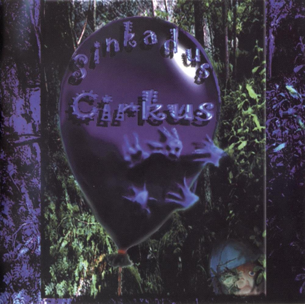 Sinkadus - Cirkus CD (album) cover