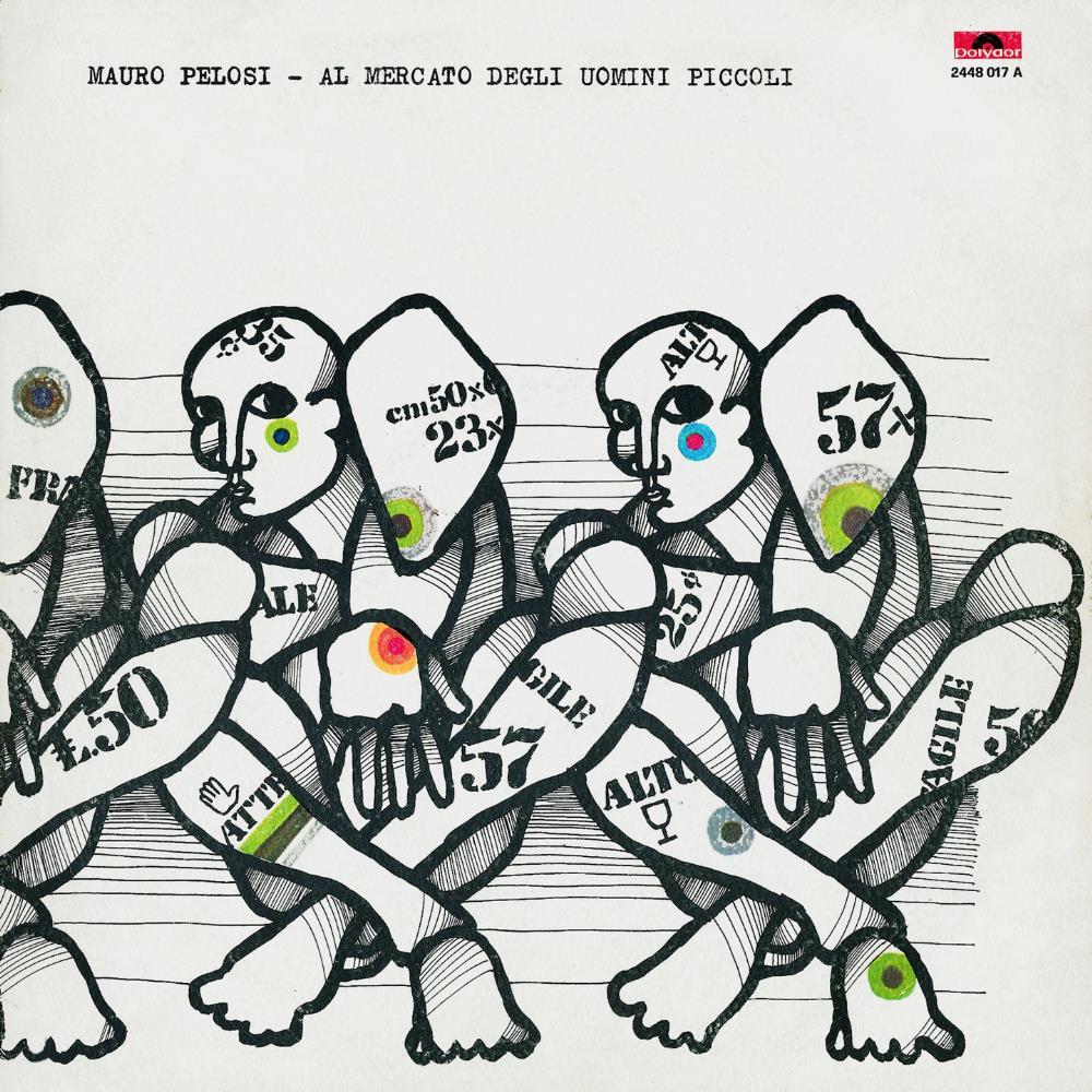 Al Mercato Degli Uomini Piccoli by PELOSI, MAURO album cover