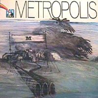 Metropolis by METROPOLIS album cover