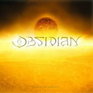 Obsidian - Point of Infinity CD (album) cover