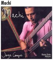 Machi  by CAMPOS, JORGE album cover