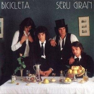 Bicicleta by SERU GIRAN album cover