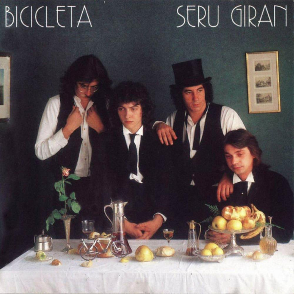 Bicicleta by SERÚ GIRÁN album cover