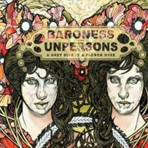 Baroness A Grey Sigh In A Flower Husk album cover