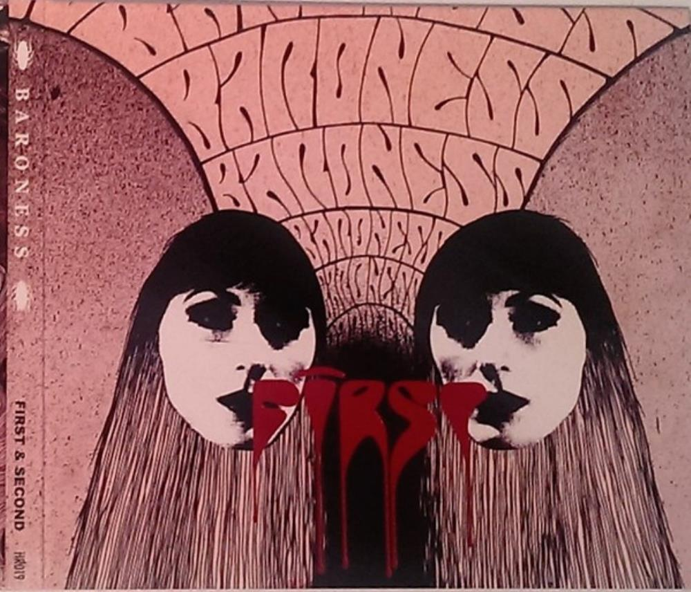 First & Second by BARONESS album cover