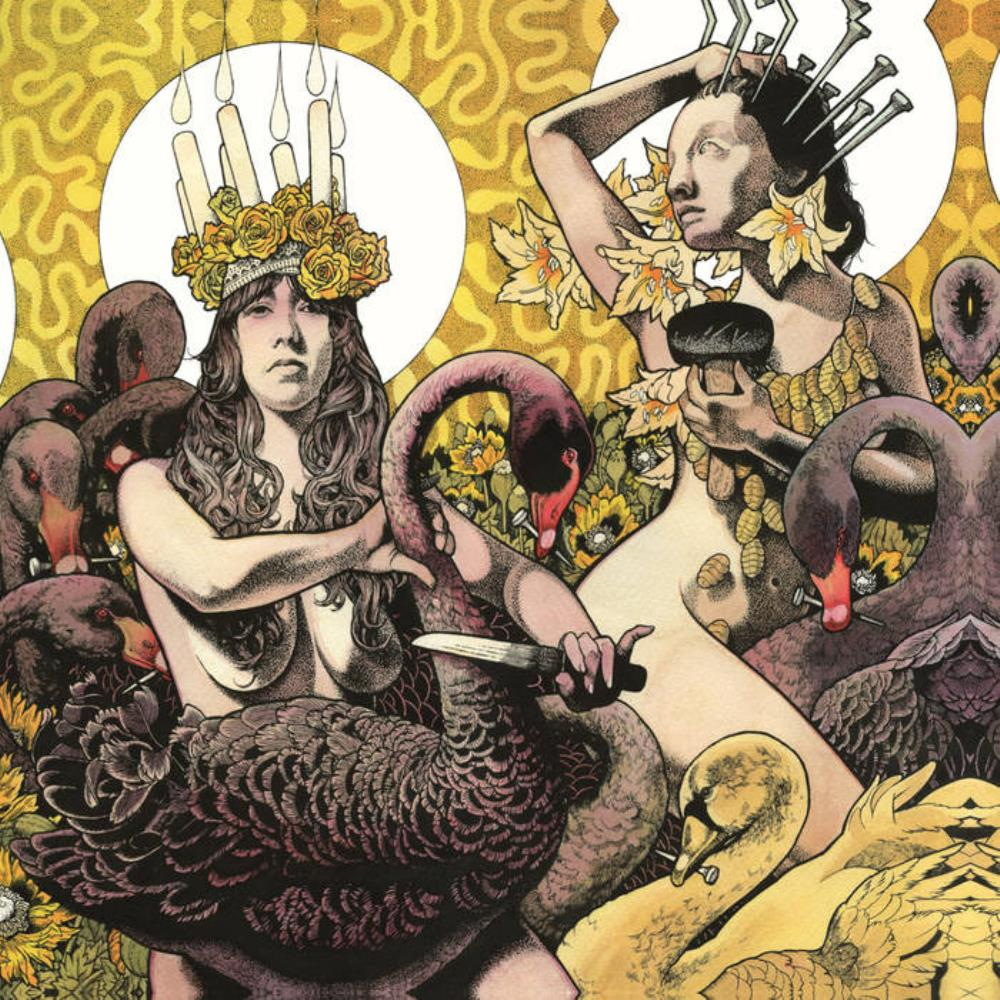 Baroness Yellow & Green album cover