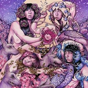 Purple by Baroness album rcover