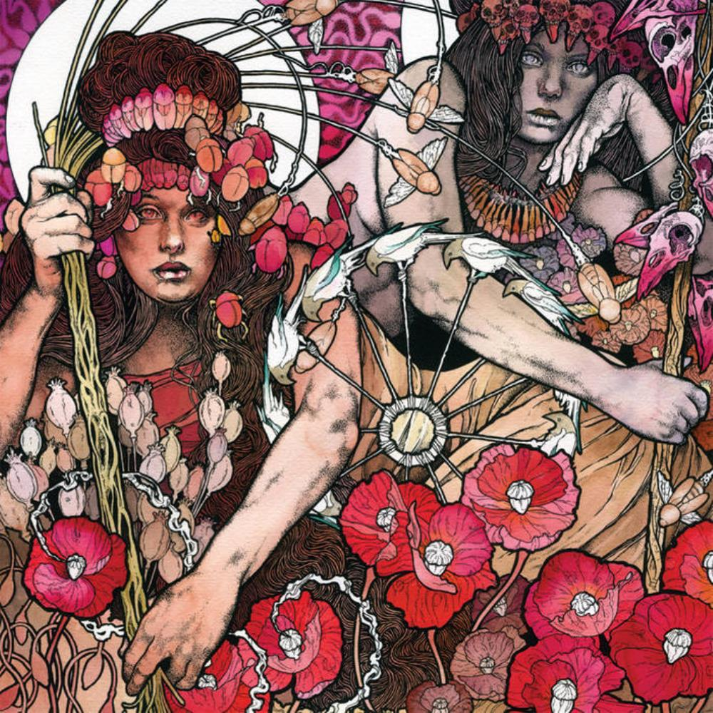 Baroness - Red Album CD (album) cover